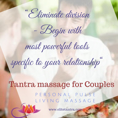 Tantra massage for Couples