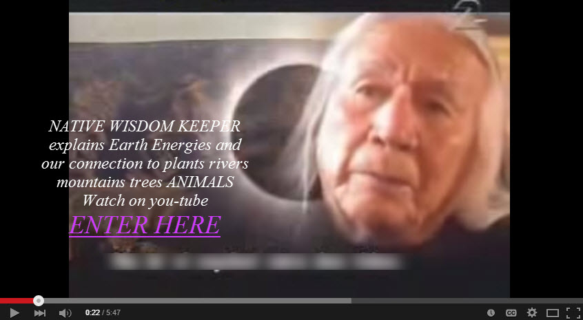 Wisdom KEEPERS EXPLAINED WE ARE ALL CONNECTED - ENTER HERE