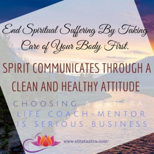 End Spiritual Suffering